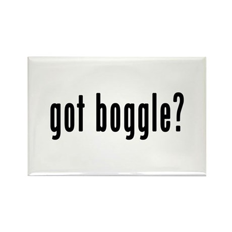 GOT BOGGLE Rectangle Magnet (10 pack)