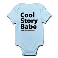 Cool Story Babe Infant Bodysuit