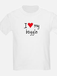 I LOVE MY Boggle T-Shirt