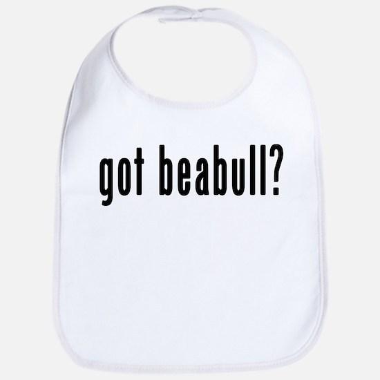 GOT BEABULL Bib