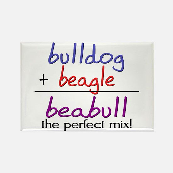 Beabull PERFECT MIX Rectangle Magnet