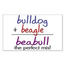 Beabull PERFECT MIX Decal