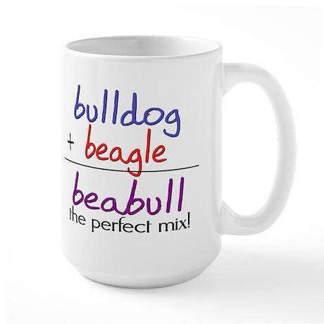 Beabull PERFECT MIX Large Mug