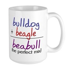 Beabull PERFECT MIX Mug