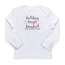 Beabull PERFECT MIX Long Sleeve Infant T-Shirt
