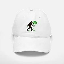 Drink Up Bitches Bigfoot Baseball Baseball Cap