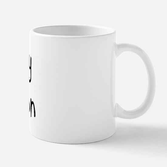 I LOVE MY Maltichon Mug