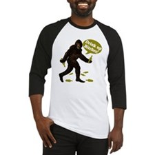Drink Up Bitches Bigfoot Baseball Jersey