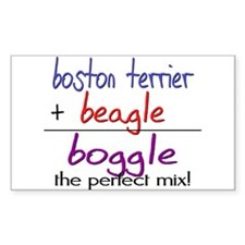 Boggle PERFECT MIX Decal