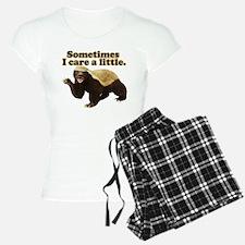 Honey Badger Does Care! Pajamas