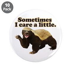 Honey Badger Does Care! 3.5