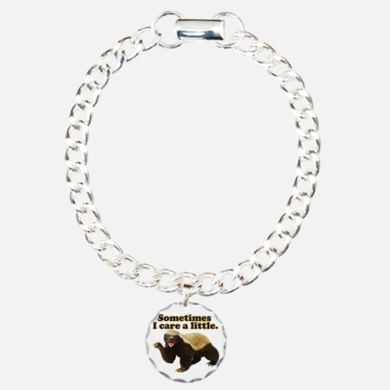 Honey Badger Does Care! Bracelet