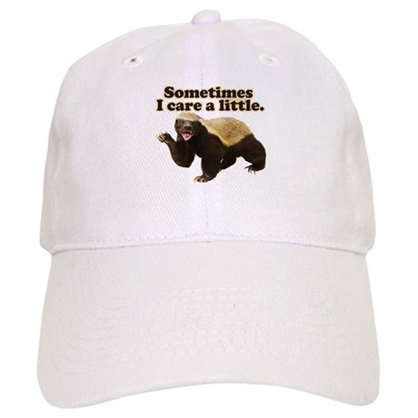 Honey Badger Does Care! Cap