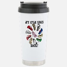Cirlcle of Shoes Stainless Steel Travel Mug