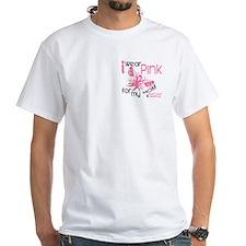 I Wear Pink 45 Breast Cancer Shirt