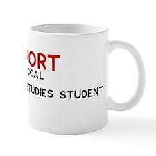 Support:  ENVIRONMENTAL STUDI Mug