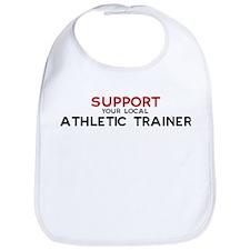 Support:  ATHLETIC TRAINER Bib