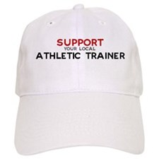 Support: ATHLETIC TRAINER Baseball Cap