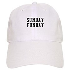 SUNDAY FUNDAY Baseball Cap