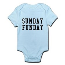 SUNDAY FUNDAY Infant Bodysuit