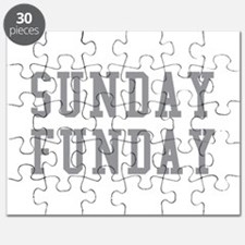 SUNDAY FUNDAY Puzzle