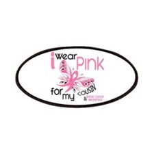 I Wear Pink 45 Breast Cancer Patches