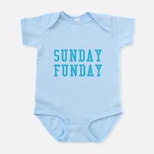 SUNDAY FUNDAY Infant Bodysuit