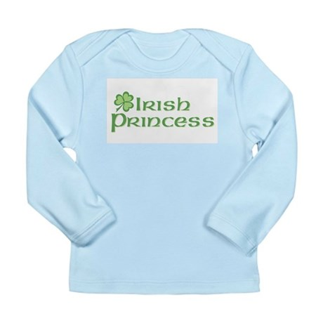 irish-princess2 Long Sleeve T-Shirt