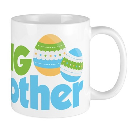 Easter Eggs Big Brother Mug
