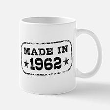 Made In 1962 Small Small Mug