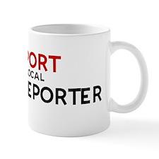 Support:  COURT REPORTER Mug