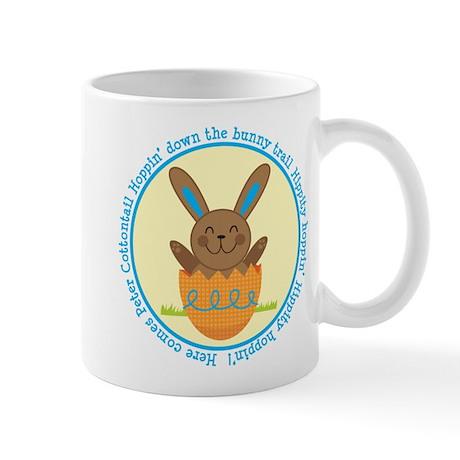 Peter Cottontail Boy Easter Mug