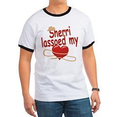 Sherri Lassoed My Heart T