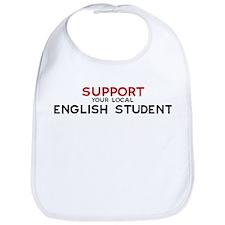 Support:  ENGLISH STUDENT Bib