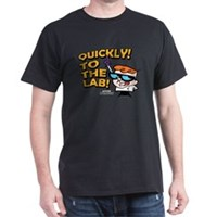 Quickly To The Lab! Dark T-Shirt