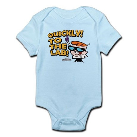 Quickly To The Lab! Infant Bodysuit
