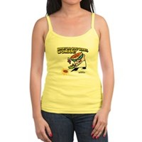 What Do You Want, Woman? Jr. Spaghetti Tank