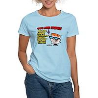 Dexter You Are Stupid! Women's Light T-Shirt