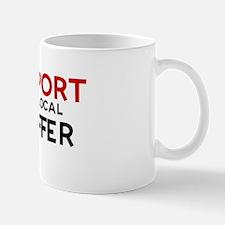 Support:  FLUFFER Mug