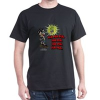 Mandark Ha Ha Ha Ha! Dark T-Shirt
