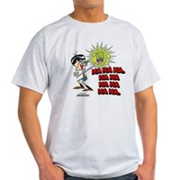 Mandark Ha Ha Ha Ha! Light T-Shirt