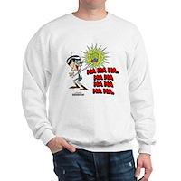 Mandark Ha Ha Ha Ha! Sweatshirt