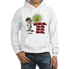 Mandark Ha Ha Ha Ha! Hooded Sweatshirt