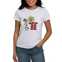 Mandark Ha Ha Ha Ha! Women's T-Shirt