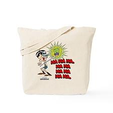 Mandark Ha Ha Ha Ha! Tote Bag