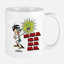 Mandark Ha Ha Ha Ha! Mug