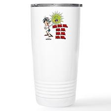 Mandark Ha Ha Ha Ha! Travel Mug