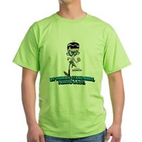 I Know A Lot Green T-Shirt