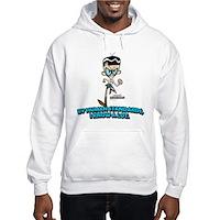 I Know A Lot Hooded Sweatshirt