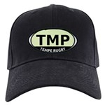 TMP Rugby Oval Black Cap